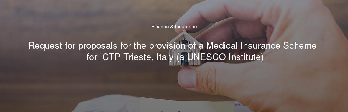 Request for proposals for the provision of a Medical